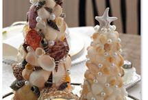 Christmas Centerpiece / Variety of centerpiece arrangements / by Pam Dudley