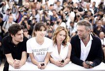 FESTIVAL DE CANNES 2015 / Französische Filme und Schauspieler auf den Festival de Cannes 2015! # Cannes2015