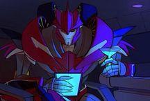 Transformers/robots( moore shipps)