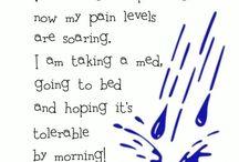 Fibromyalgia / Fibromyalgia and chronic pain