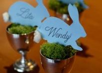 Place Cards / Place cards, Place card holders, Place card ideas, Place cards wedding, Place card ideas, Place card table wedding