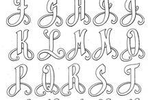 lettres et autres