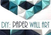 paper craft kalila