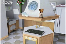 TS3 - Objects, Kitchen