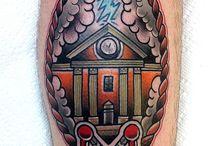 Geek Tattoos