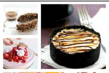Frozen Refreshing Desserts