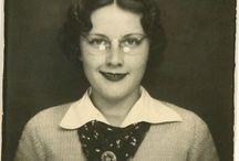 Brillen vintage1920-1940