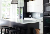 Kitchens / by Finnish Miss