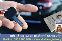 Đổi bằng lái xe quốc tế tại Vĩnh Long