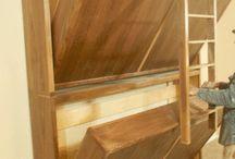 Bútorok, belsőépítészet