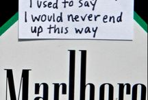 cigarettes and the rest of all