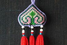 Fair Trade - Hand Embroidery / Promoting the purchase of hand embroidered products, produced according to Fair Trade Principles.