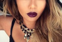 Maquillaje para piel morena / si tu piel es morena este maquillaje va perfecto contigo