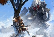 Horizon zero dawn wallpapers--