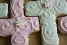 1st communion cakes