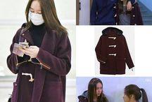 Kstyle / Korean fashion style, outfits, fashion airport...