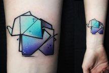 tattoo / Minimal tattoos.
