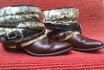 Schoenen boots / Boots