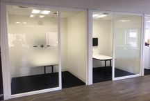 Portfolio/Projects Soundproof glass doors for office