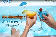 #WeekendSays