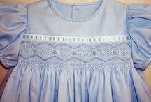 i could make this smocking / by ANA FLOWERS