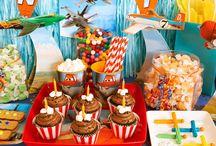 3rd Birthday (airplanes) / by Gail Lantz