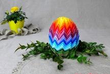 Ozdoby wielkanocne / Easter decorations
