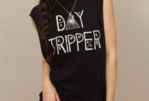 Day Tripper / by G R