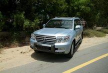 Armoured Toyota Landcruiser VXR 5.7 / Toyota Landcruiser VXR 5.7