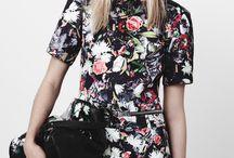 Resort'15 print collection / Designer Fashion Catwalk Resort Defile