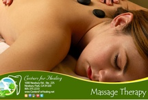Massage Therapy / by Centers for Healing