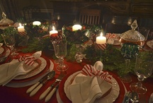 Christmas Tablescapes / by Paulette Wise