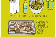 Potato LEAP Recipes/Info