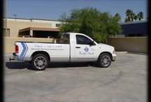 Truck Wraps / By Desert Wraps. We'll make your business bold. Give us a visit in Palm Desert to view samples. http://www.DesertWraps.com