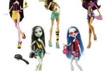 Monster High Mania / I have a little girl that loves Monster High!!!