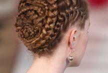 Braided hairstyles / by Kar Grey