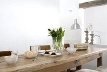THE RIGHT DINING TABLE FOR YOUR HOME / Find the right dining table for your dining room to match your interior design style. Dining room tables, dining chairs and dining room sets in all furniture styles, shapes and sizes available at Interiors Online.  https://interiorsonline.com.au/blogs/inspiration/dining-table-blog