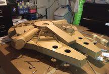 CARDBOARD AWESOMENESS : kicking 3D printing where it hurts! / DIY