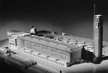 RM 1989 National Library of France Competition, Paris, France / RICHARD MEIER