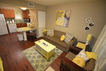 East and West Campus Apartments / by LSU Residential Life