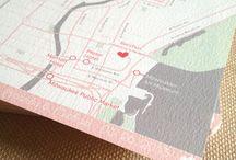 Wedding Paper Goods / Wedding invites, programs, save the dates