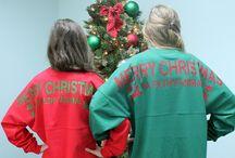 A Merry Monogram Christmas