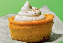 Pumpkin treats!  / by Nikki Roberti