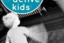 Fun ideas for active kids