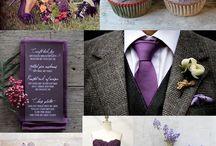 Wedding Theme: Purple