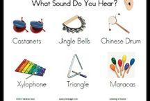 what sound?