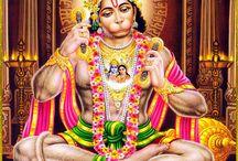 Pavan Putra Hanuman ji..