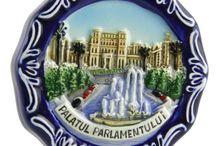 Suveniruri / Idei de cadouri pentru straini, suveniruri Romania. http://www.giftsboutique.ro/categorie-produs/suveniruri/