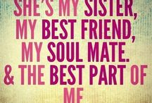quotes / bff sister