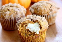breakfast sweets/muffins